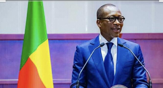 Covid-19: le président Patrice Talon du Bénin contre le ...