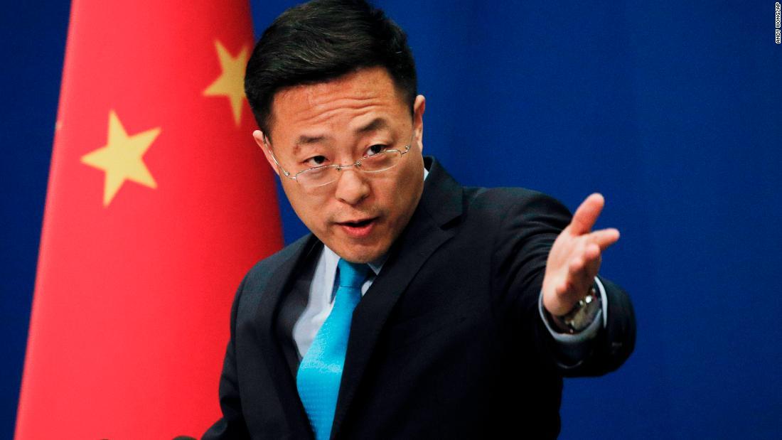 Quand la Chine accuse les Etats-Unis d'Amérique d'avoir introduit ...