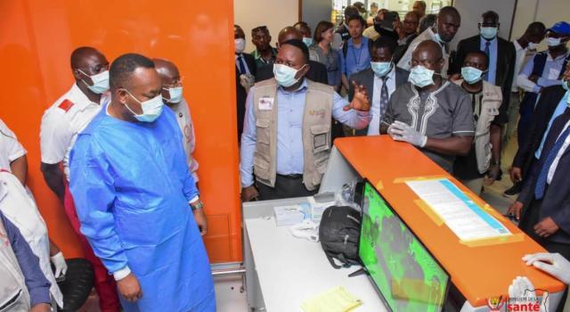 RDC: Premier cas de Coronavirus en RDC | Financial Afrik