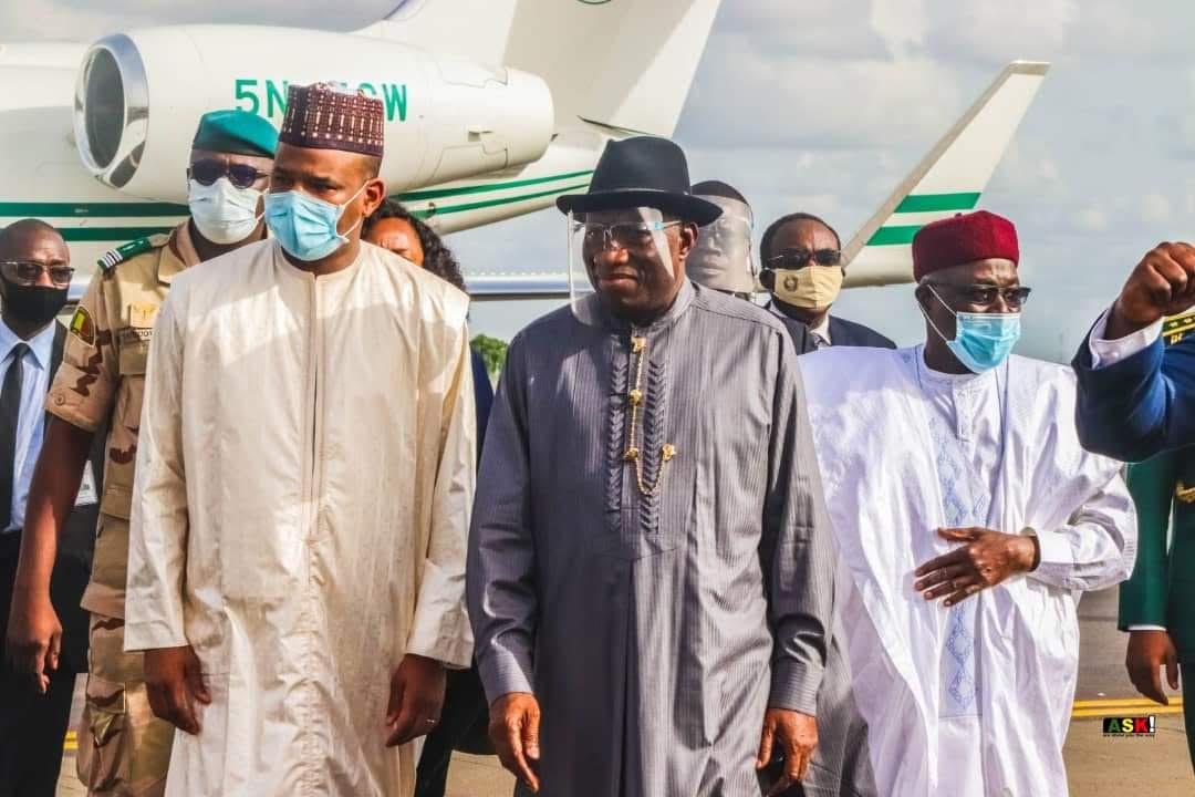 Mali - CEDEAO: Goodluck Jonathan, 72 heures pour réaliser un miracle    Financial Afrik