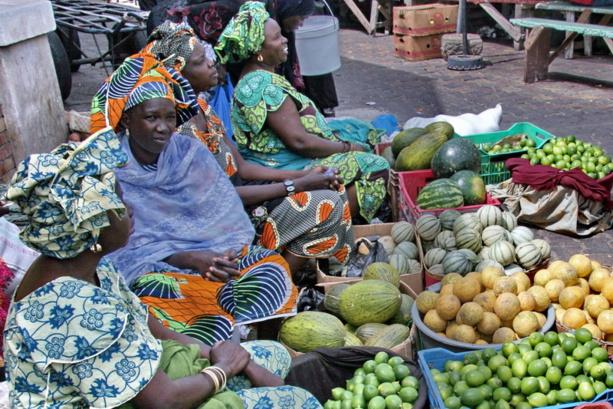 Sénégal : Hausse de 2,1% des prix à la consommation au troisième trimestre 2020