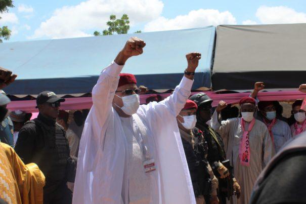 Présidentielle au Niger : le candidat Bazoum en tête selon les premiers résultats officiels